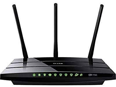 "TP-Link AC1750 Wireless Wi-Fi Router - ""The best router for most people"" - New York Times (Archer C7) by TP-Link"