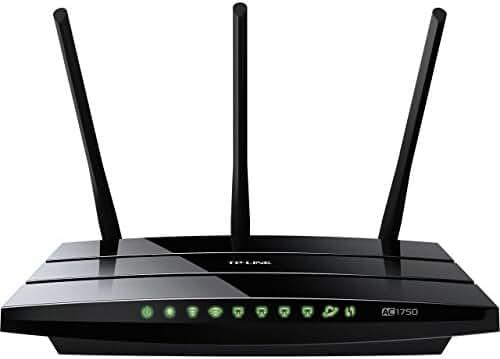 TP-Link Archer C7 Wireless Dual Band Gigabit Router (AC1750)