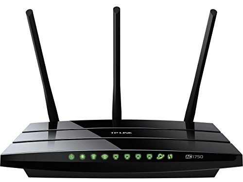 Photo - TP-Link Archer C7 Wireless Dual Band Gigabit Router (AC1750)