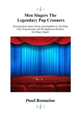 Download Men Singers -The Legendary Pop Crooners pdf