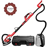 VIVOHOME Foldable 750W Electric Adjustable Variable Speed Drywall Sander with Led Light Automatic