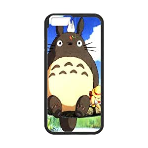 Carcasa iphone 6s, iPhone 6S Case, Totoro carcasa case para iPhone 6/6S (4.7), carcasa/funda/funda/bolsa/Protección impermeable/impermeable para Apple Iphone 66s