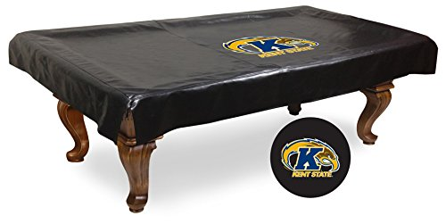 UPC 071235326210, NCAA Kent State Golden Flashes Billiard Table Cover, 9-Feet