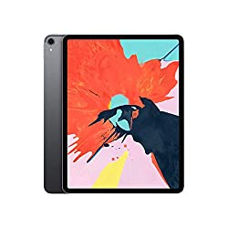 Apple iPad Pro (12.9-inch, Wi-Fi + Cellular, 512GB) - Space Gray (Renewed)