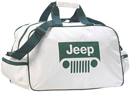 Jeep Logo Duffle Travel Sport Gym Bag backpack