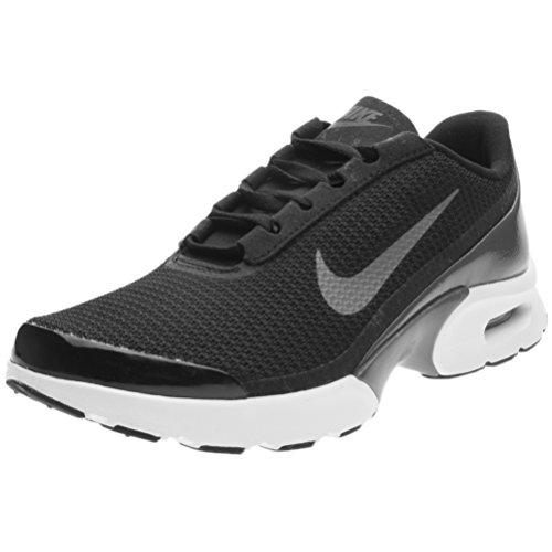 Nike Womens Air Max Jewell Scarpa Da Corsa Nero / Grigio Scuro-bianco