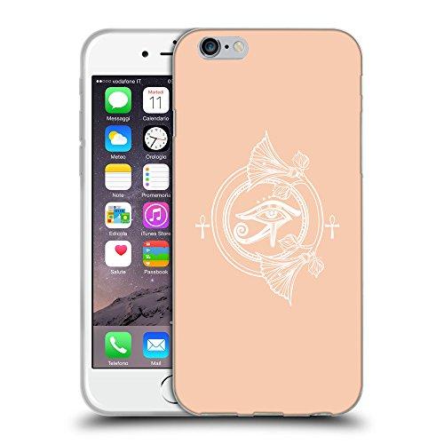 GoGoMobile Coque de Protection TPU Silicone Case pour // Q09830604 Religion 23 Abricot // Apple iPhone 7