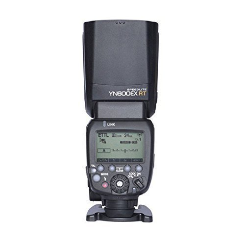 Yongnuo Flash YN600ex-rt Wireless HSS 1/8000s Master Flash Speedlite for Cannon Camera