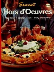Sunset Hors D'oeuvres - Appetizers, Spreads & (Hors Doeuvre Set)