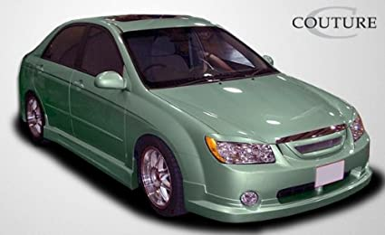 Amazoncom 2005 2006 Kia Spectra Couture Fx Body Kit 4 Piece