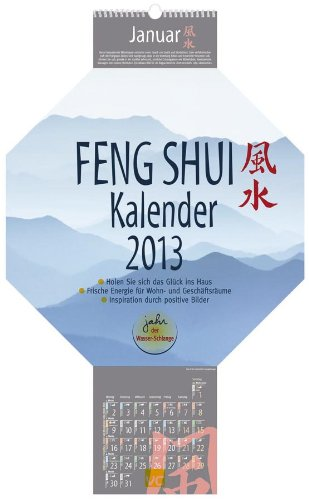 Feng-Shui-Kalender 2013
