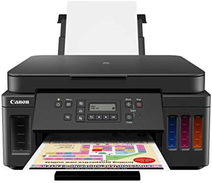 Canon PIXMA G6020 Wireless High Volume Business Printer All-in-One Supertank Printer