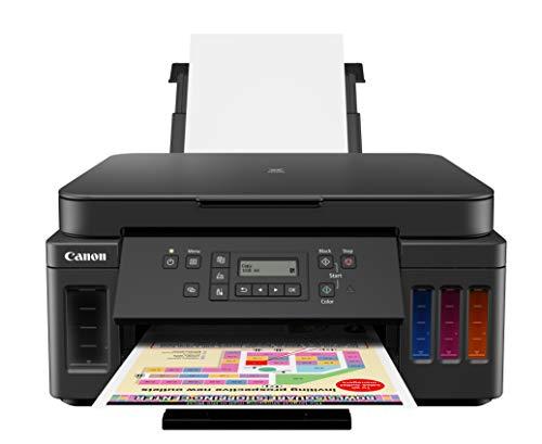 Canon PIXMA G6020 Wireless High Volume Business Printer All-in-One Supertank Printer (Canon Multi Printer)