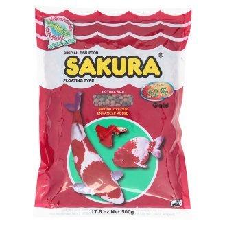 Fish Food Sakura Floating Type 500g