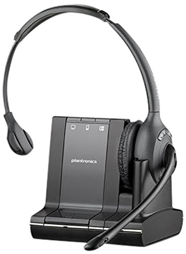 - Plantronics W710-M Over-The-Head, Monoaural (Microsoft)
