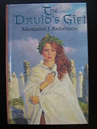 book cover of The Druid\'s Gift