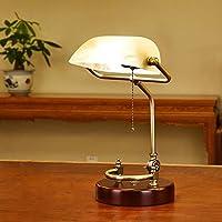 DENGJU Diseño de Estilo Simple Estilo Americano, lámpara