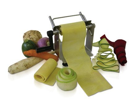 Bron Coucke Vegetable Lasagna Slicer, All Stainless by Bron Coucke