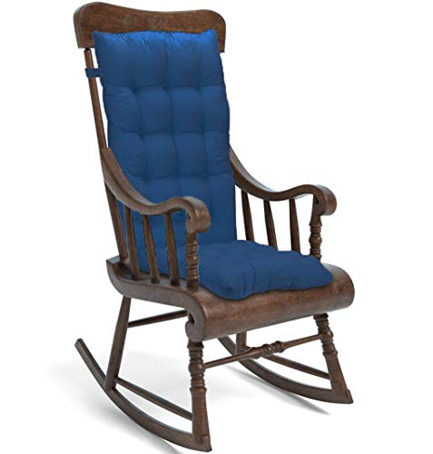 High Back Rocking Chair - 7