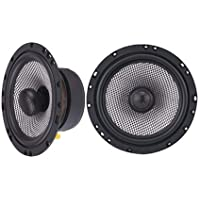 American Bass SQ65 - 6 1/2 Speakers 2 Way 160W Swivel Tweeter