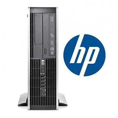 HP 8300 Small Form Business High Performance Desktop PC (Intel CI3-3220 3.3GHz, 8GB DDR3 Ram, 120GB SSD) Win 10 Professional (Certified Refurbished)