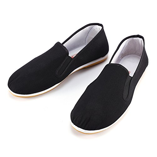 Chaussures Arts De Non Martiaux Glissement Chinois Kung Tai Fu Traditionnelles chi Pantoufles Loisirs Coton qqRrwA7
