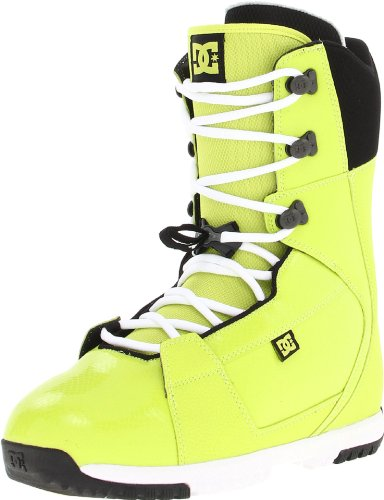 DC Mens Park Boot 13 Snow Boot,Green,7.5 M US