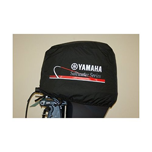 Yamaha Deluxe Outboard Motor Cover - Saltwater Series, used for sale  Delivered anywhere in USA
