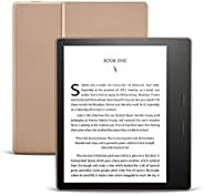 All-new Kindle Oasis - Now with adjustable warm light - Includes special offers