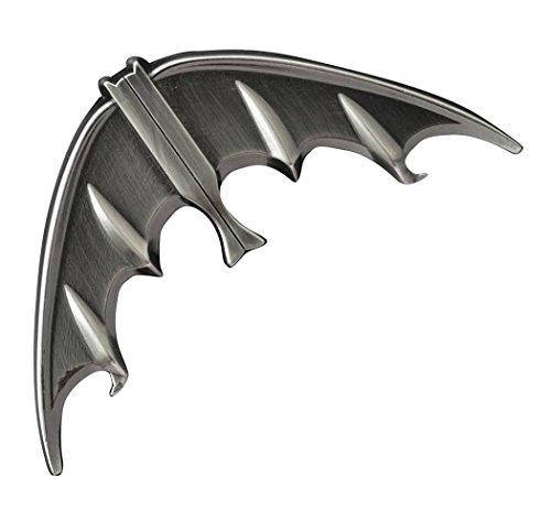 DIAMOND SELECT TOYS Batman Classic 1966 TV Series: Batarang Metal Bottle -