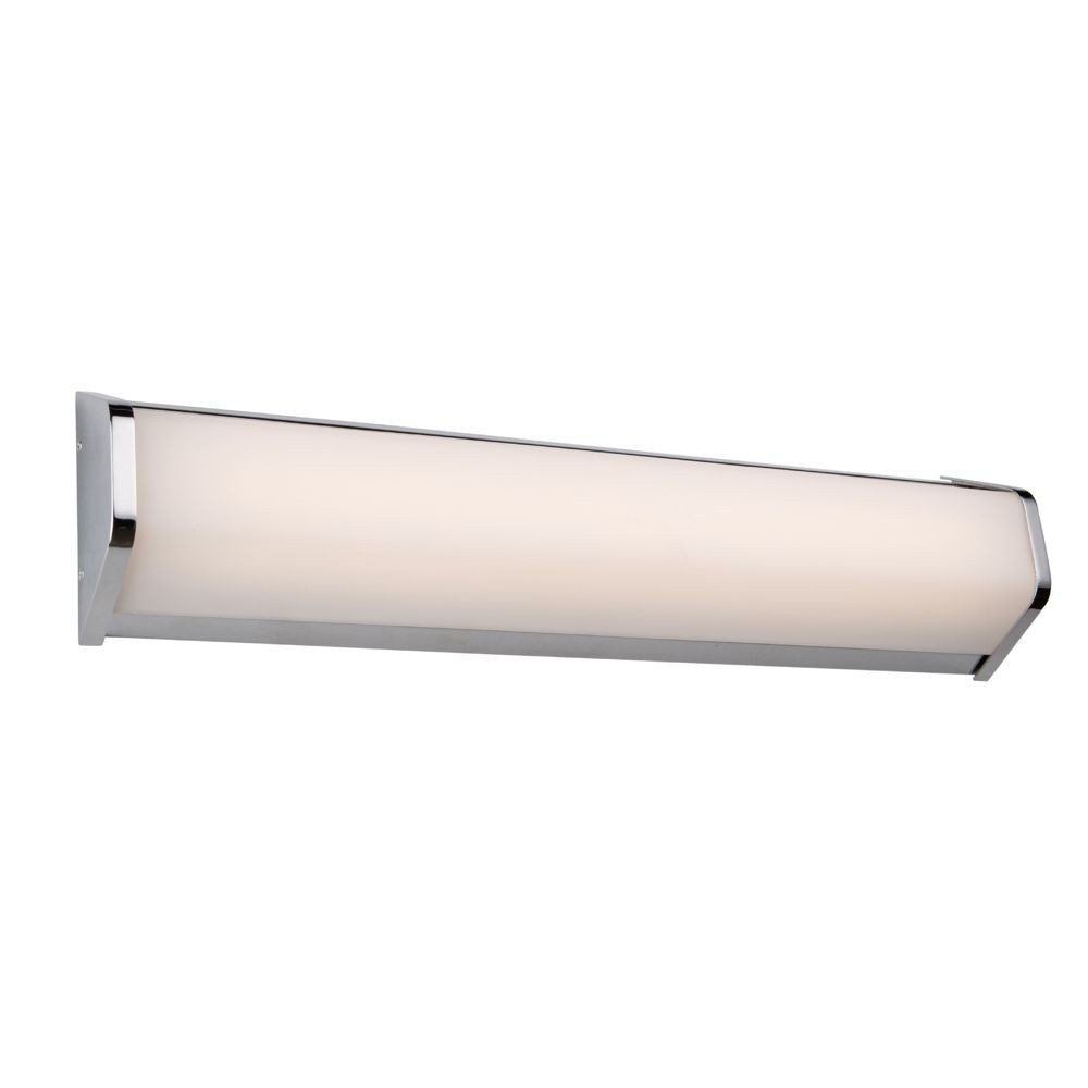 Artcraft Lighting Artcraft AC7271CH Crosby 1-Light Wall Bracket 1, Chrome by Artcraft Lighting