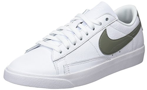 106 Low Blazer white Da Fitness W dark Scarpe Multicolore Donna wh Le Nike Stucco AUROxwnR