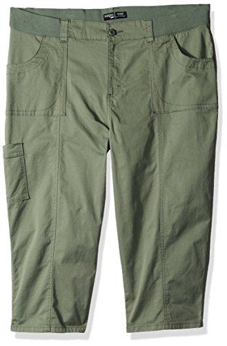 Cargo Pocket Knit Cuff Pants - 2