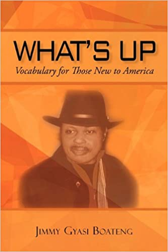 What's Up: Vocabulary for Those New to America
