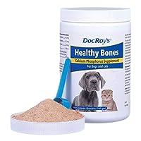 Revival Animal Health Doc Roy's Healthy Bones- Calcium Phosphorus Supplement- for...
