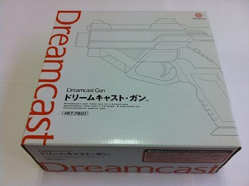 Sega Dreamcast Gun Controllers