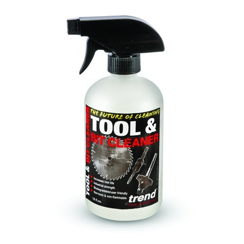 Trend CLEAN/500 Tool Cleaner, Clear Clean Tool