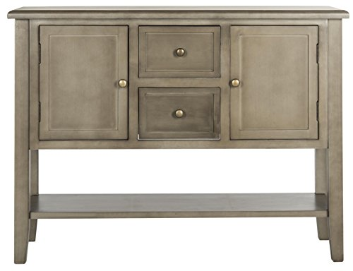 Safavieh American Homes Collection Gemma Chest, Grey by Safavieh