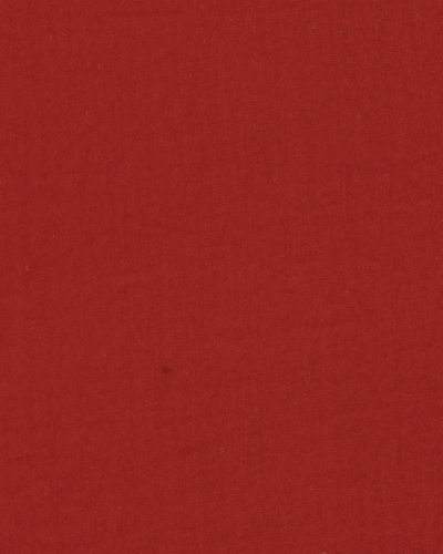 Wide Width Rayon Silk Velvet Fabric By The Yard, Moroccan Red
