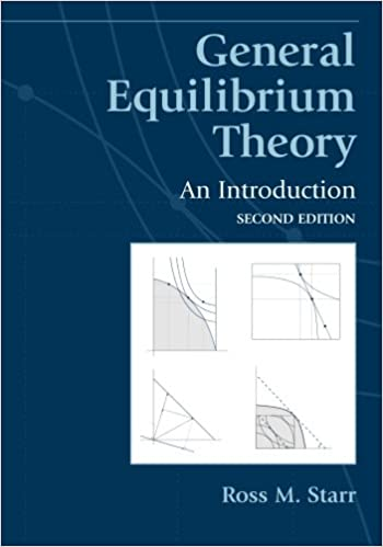 General Equilibrium Theory 2nd Edition