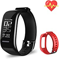 Beitong Fitness Tracker HR, Activity Tracker Watch with...