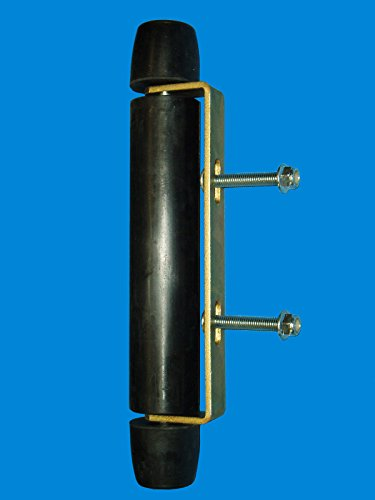 T-902; Boat Trailer Side Guide Roller Assembly, 1 Each ( Zinc Plated Finish (Boat Side Guide)
