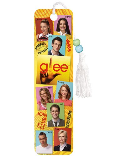 UPC 028012995718, Glee Characters Names TV Collector's Beaded Bookmark