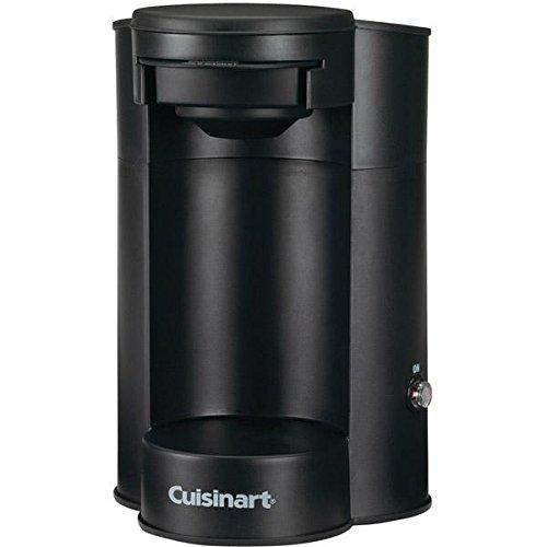 Conair Hospitality Series 1-Cup Brewer ? Matte Black Hospitality Series 1-Cup Brewer ? Matte Black 10.6000″ L X 7.2000″ W X 7.1000″ H X