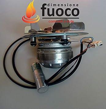 Extractor de humos para estufas de pellets originales Palazzetti ...