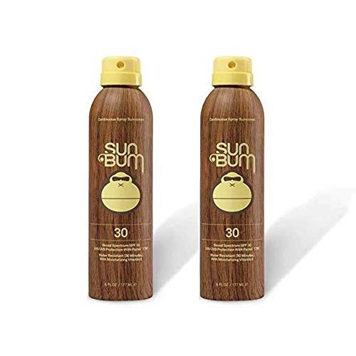 Spray Sunscreen, SPF 30 - 2 Pack from Sun Bum