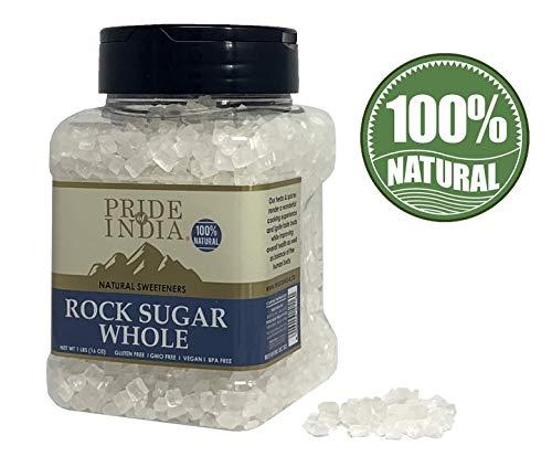 sugar crystals tea - 4