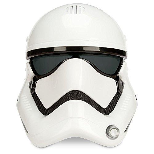 Star Wars First Order Stormtrooper Voice Changing Mask - Star Wars: The Force Awakens (Star Wars Stormtrooper Helmet)