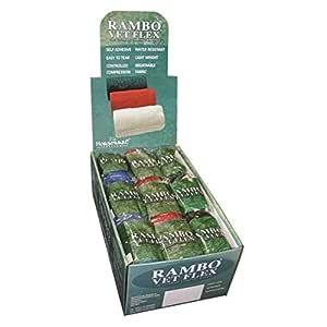 Horseware Rambo Vet Flex Pack de 36, Mix, talla única: Amazon.es: Deportes y aire libre