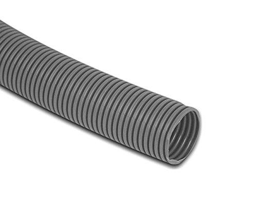 6 Metres Caravan / Motorhome convoluted grey waste water pipe - 28.5mm ID Big White Box